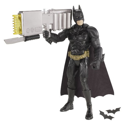 "Batman The Dark Knight Rises 10 ""Ultrahero Batman Figure"" at Gotham City Store"