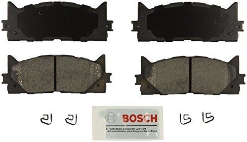 Bosch BE1293 Blue Disc Brake Pad Set (2007 Camry Bosch Brake Pads compare prices)