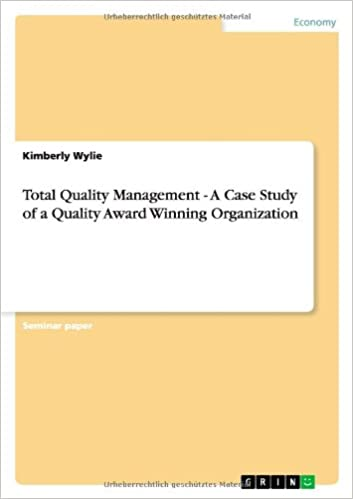 case study total quality management toyota