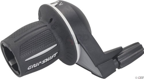 SRAM MRX Comp Bicycle Twist Shifter Set (7-Speed)