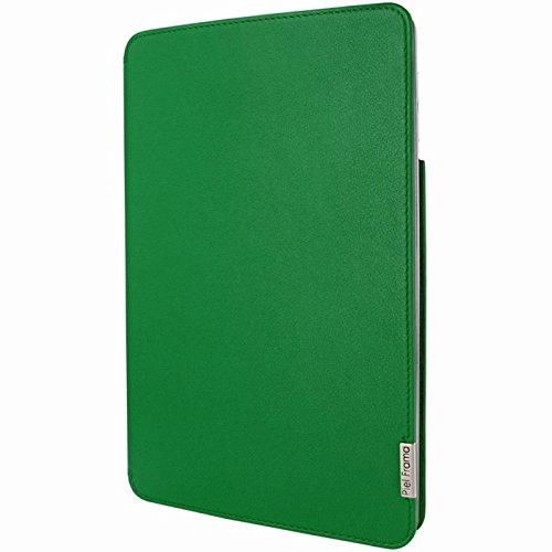 "Piel Frama 731 ""FramaSlim Custodia in pelle per Apple iPad Pro 12,9 - Apriscatole Green"