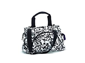 Summer Infant Easton Tote, Black/White