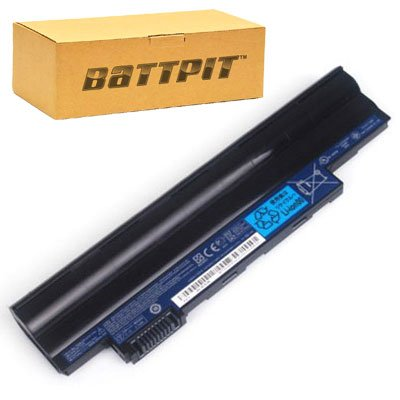 Battpit� Laptop / Notebook Battery Replacement for Acer Aspire One D255E Series (4400mAh / 48Wh)