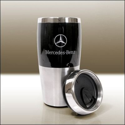 mercedes benz coffee cup