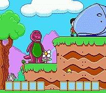 Barney's Hide & Seek