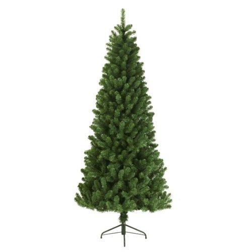Kaemingk 684513 Baum New Foundland Slim Pine, Soft Nadel PVC, innen, Höhe 180 cm thumbnail