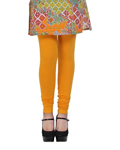 Mustard Srishti Mustard Ethnic Churidaar By FBB (Yellow)