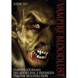 Vampire Bloodlust 3 Pack Set
