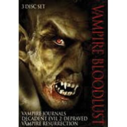 Vampire Bloodlust 3 Pack Set