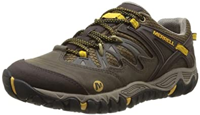 Buy Merrell Mens AllOut Blaze Hiking Shoe by Merrell