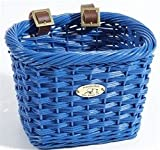 Nantucket Bike Basket CompanyGull Collection Rectangle Child Bike Basket