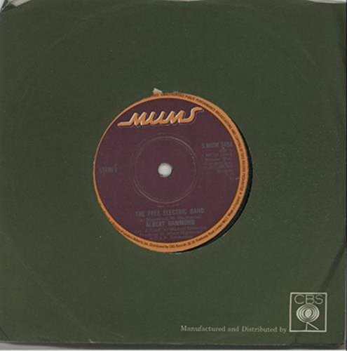 ALBERT HAMMOND - The Free Electric Band - Solid - Zortam Music