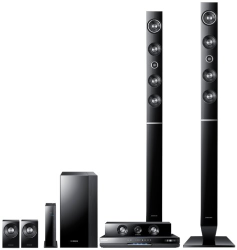 Samsung Electronics HT-D6730W Home Theater System