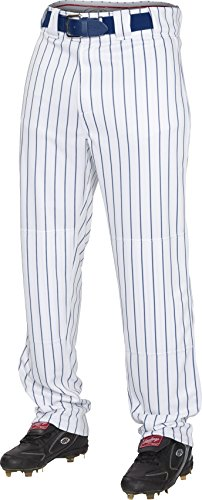 rawlings-mens-semi-relaxed-pants-with-pin-stripe-design-large-white-navy