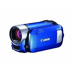 Canon FS400 Blue
