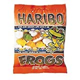 Haribo Frogs Gummi Candy ( 5.29oz / 150g )