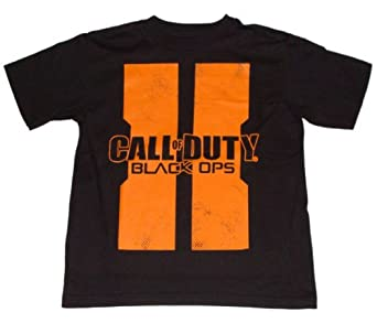 Call of Duty Black Ops 2 Boys T-Shirt (XXL (18))