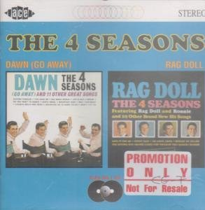 The Four Seasons - Dawn (Go Away) And 11 Other Great Hits - Zortam Music