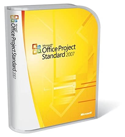 Microsoft Project Standard 2007 [Old Version]