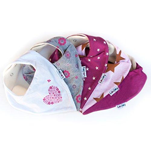 lovjoy-bandana-bibs-pack-of-5-girl-designs-pretty-pinks