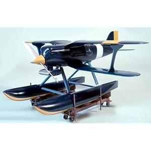 ジブリアニメ  紅の豚 FJ-2【カーチスR3C-0非公然水上戦闘機】●1/72スケールプラモデル組み立てキット 「相手はカーチスだ、あと15ノットほど欲しいんだ!」
