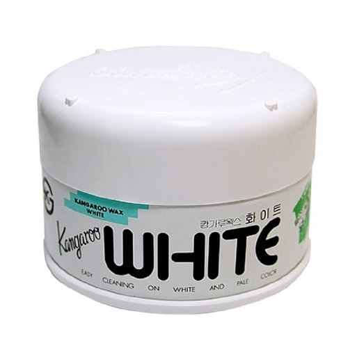 Automobile Wax Superior Quality Car Wax [Kangaroo White 350G X 2 Items] For Only White Or Beige Colored Car Made In Korea