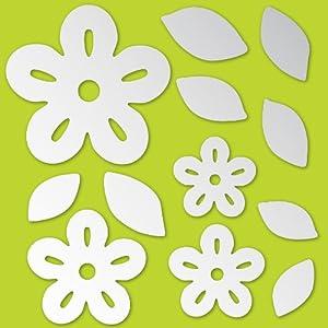 Wallpops Miroirs adhésifs Fleurs (Import Grande Bretagne) 41uL5q0AQVL._SL500_AA300_