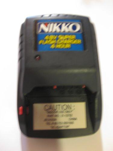 Nikko 4.8v Super Flash Charger 4 Hour