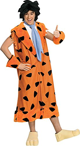Rubie's Costume Co Men's The Flintstone's Fred Flintstone Teen Costume - 1