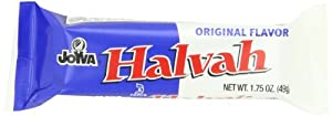 Joyva Halvah Vanilla Bars, 1.75-Ounce Bars (Pack of 36)