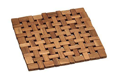 Premier Housewares Dessous de plat Socorro en bois d'Acacia