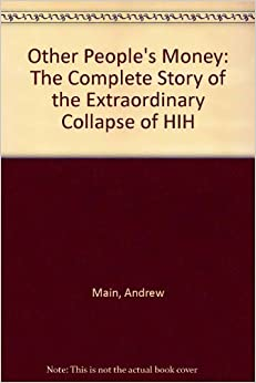 the collapse of hih solvency Project management case study, millau viaduct essays: the collapse of hih solvency and audit risk following the collapse of hih, considerable debate.