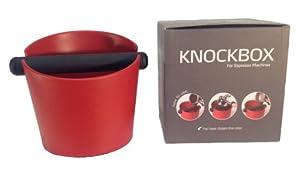 Cafelat Tubbi Knockbox - Large (Red)