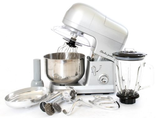 Charles Jacobs Kitchen Powerful 3 in 1 FOOD STAND MIXER