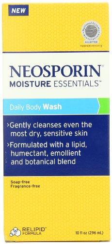 Neosporin eczema essentials body wash