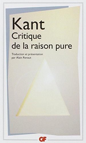 critique-de-la-raison-pure