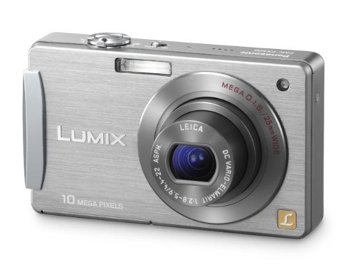 Panasonic Lumix DMC-FX500 is one of the Best Point and Shoot Digital Cameras for Travel and Child Photos Under $400
