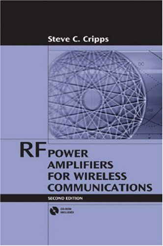 Rf Power Amplifiers For Wireless Communications, Second Edition (Artech House Microwave Library)