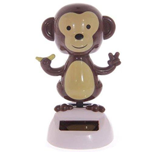 Solar Powered Dancing Monkey - 1