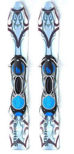 Matrix FSX 75cm skiboards snowblades skiblades with bindings 2012