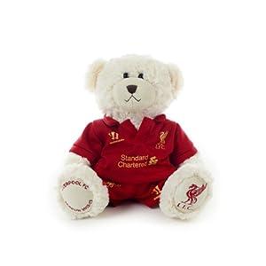 Kit Season Bear 12/13 from Liverpool FC
