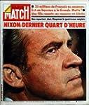 PARIS MATCH [No 1319] du 17/08/1974 -...