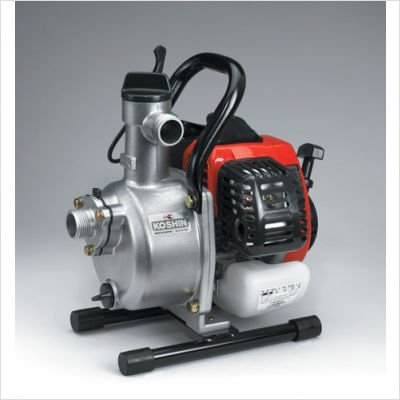 "1"" Dewatering Centrifugal Pump Engine: Honda"