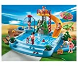 Playmobil 4858 open up Air swimming pool with Slide