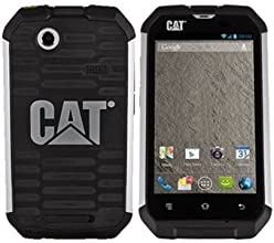 CATERPILLAR CAT B15Q IP67 ULTRA RUGGED BLACK FACTORY UNLOCKED DUAL SIM 1 & 2 OEM [GSM 850/900/1800/1900   3G (ONLY SIM 1) 850/900/2100]