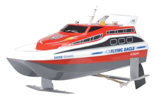 R/C Boat Flying Eagle, RTRA