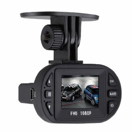"Tangda Car cam AK-B2 1,5"" Display Rückspiegel Car Black Box Cam Recorder Monitor Kamera für Auto USB 2.0"