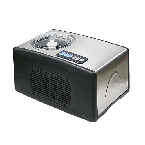 Whynter ICM-15LS Ice Cream Maker, Stainless Steel Discount