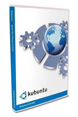 Kubuntu 8.04 DVD