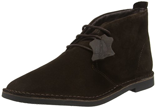 Hush PuppiesNolton Desert Slim - Stivaletti uomo , Marrone (Brown (Chocolate Brown)), 40